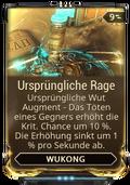 Mod Augment Ursprüngliche Rage