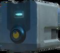 Контейнер с робототехникой