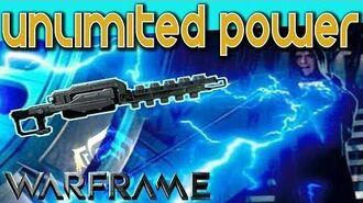 AMPREX Top 3 Weapon?! - Becoming Palpatine 6 forma - Warframe