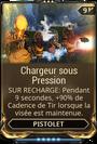 Chargeur sous Pression