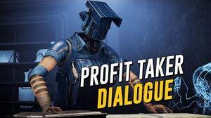 Profit Taker Heist Dialogue & Cutscenes (Warframe)