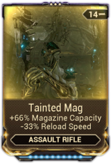 Tainted Mag