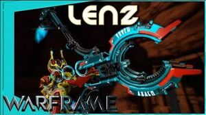 Warframe - LENZ - Bow and Bubble 3 forma