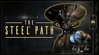 Warframe The Steel Path - Available Now on PC