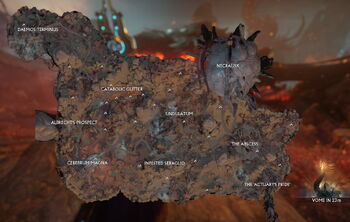 Cambion drift map