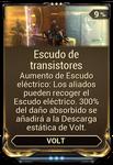 Escudo de transistores