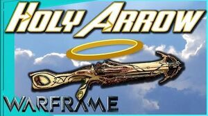SANCTI TIGRIS - The Holy Arrow 4 forma - Warframe