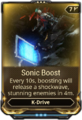 SonicBoost