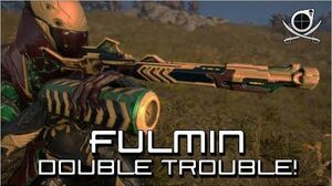 (Warframe) Lets Max Fulmin - Double Trouble!