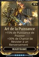 Art de la Puissance