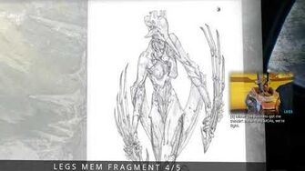 Legs Mem Fragment (Lore)