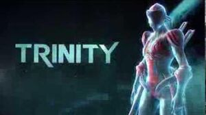 Warframe Profile - Trinity