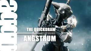 A Gay Guy Reviews Angstrum, & The Pocket Rockets - Warframe