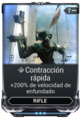 Contracción rápida