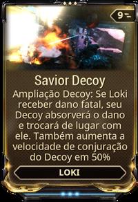 SaviorDecoyMod