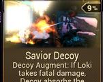 Savior Decoy