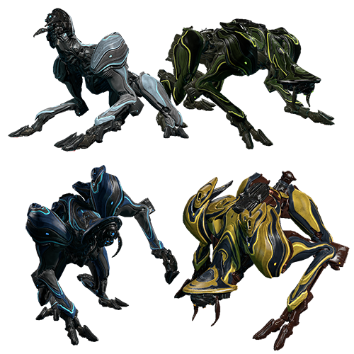 Hyena Pack | WARFRAME Wiki | FANDOM powered by Wikia