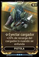 Eyectar cargador