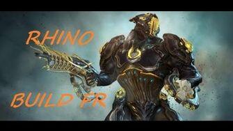 WARFRAME Rhino Build FR (U19