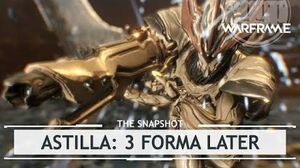 Warframe Astilla, All In for the Splashback - 3 Forma Build thesnapshot