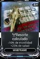 Resorte calculado