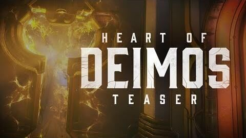 Warframe Heart of Deimos Teaser