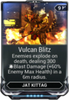VulcanBlitzMod