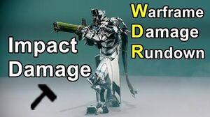 WDR Impact Damage (Warframe)