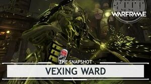 Warframe Build Chroma's Extended Duration Vexing Ward - 3 Forma thesnapshot