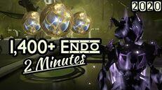 Best Endo Farm 2020 Warframe Endo Farming Guide