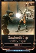 Sawtooth Clip