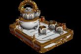 Service à thé Orokin