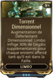 Torrent Dimensionnel