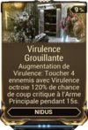 Virulence Grouillante
