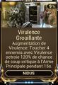 Virulence Grouillante