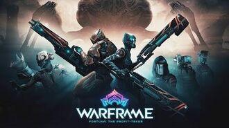Warframe Fortuna The Profit-Taker Launch Trailer
