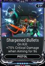 SharpenedBulletsMod