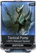 Tactical Pump