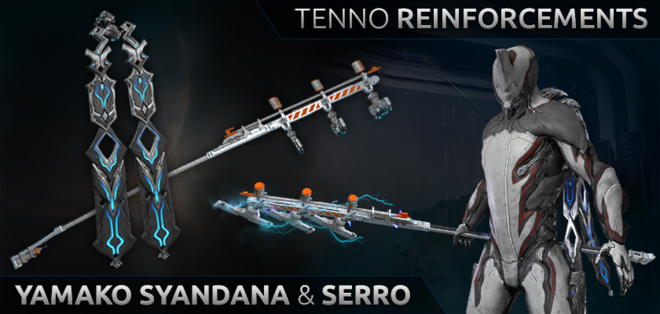 Update 13.4.0 Tenno Reinforcements