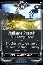 Vigilante Pursuit