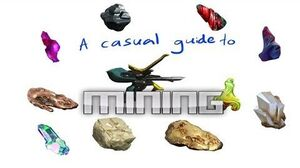 A concise guide to mining- Ores, gems and locations