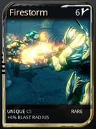 Firestorm rank goof