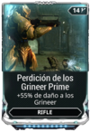 Perdición de los Grineer Prime