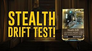 Stealth Drift Test & All You Need To Know Halls of Ascension (Warframe)
