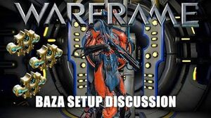 Warframe Baza Setup Discussion U22.4
