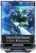 Electrified Barrel