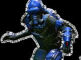 Paquete de armadura de técnico de riesgos