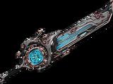 Diseño Mithra de espada pesada