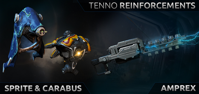 Update 13.1.0 Tenno Reinforcements