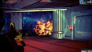 Warframe Ember's Fireball
